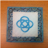 Fun Saturday Workshop - Celtic Knot Project with Kathy Foster @ BETA Center   Orlando   Florida   United States